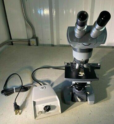 American Optical Spencer Illuminator 1036a Microscope
