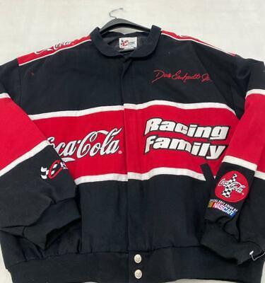 Dale Earnhardt Nascar Coca Cola Jacket