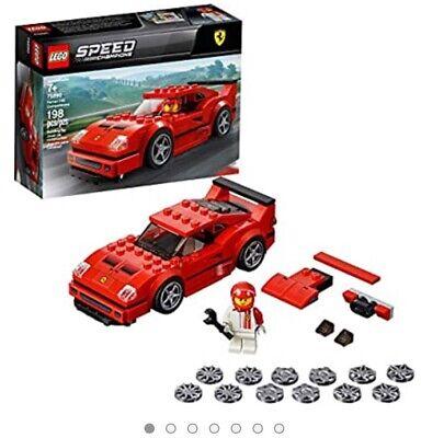 LEGO Speed Champions Ferrari F40 Competizione (75890) Brand New Unopened