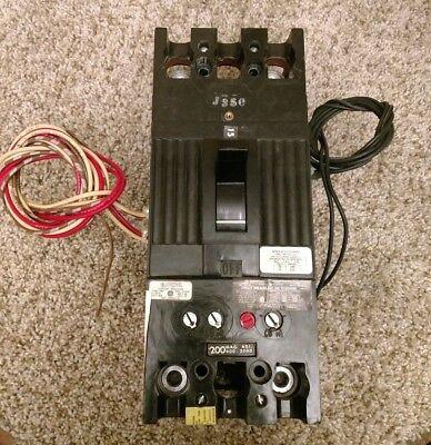 General Electric TFJ224200 Circuit Breaker - New Old Stock