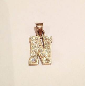 925 Sterling Silver pendant Braddon North Canberra Preview