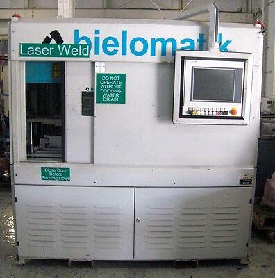 Bielomatik Laser Welder Model K362111 150w Ndyag Laser