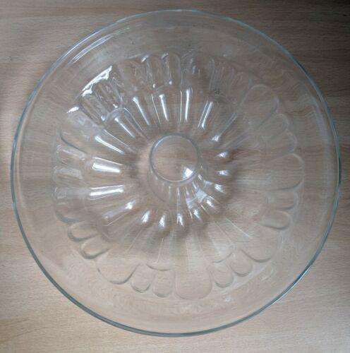 Gugelhupfform Glas Groß Backform Backen 25cm