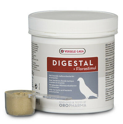 Versele Laga Oropharma Digestal Probiotics Racing Pigeons Young Bird Sickness