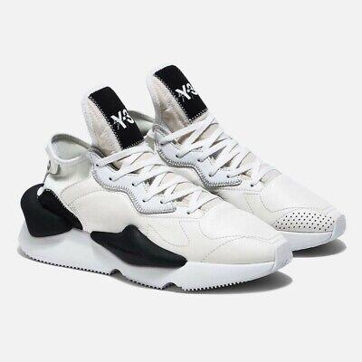 adidas Y-3 Yohji Yamamoto Kaiwa Off White Sz 6-12 - BC0907