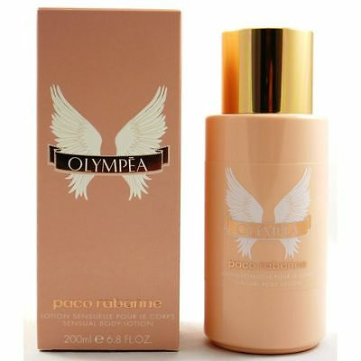 Paco Rabanne Olympea 200 ml Body Lotion Körperlotion