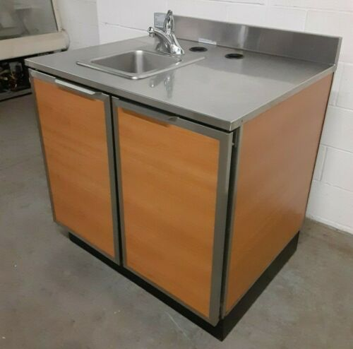 DUKE Modular Stainless Steel Cabinet with Hand Sink (NSW-021)