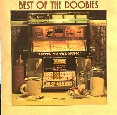 Listen To The Music: Best Of Doobie by The Doobie Brothers (Listen To The Best)