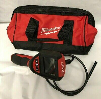 Milwaukee 2309-20 M-spector 9mm Inspection Scope Kit 9v Power Gr M