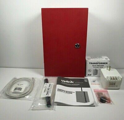 Uplink 4550-cf 4g Wireless Communicator W Elk 16.5 Vac Power Supply