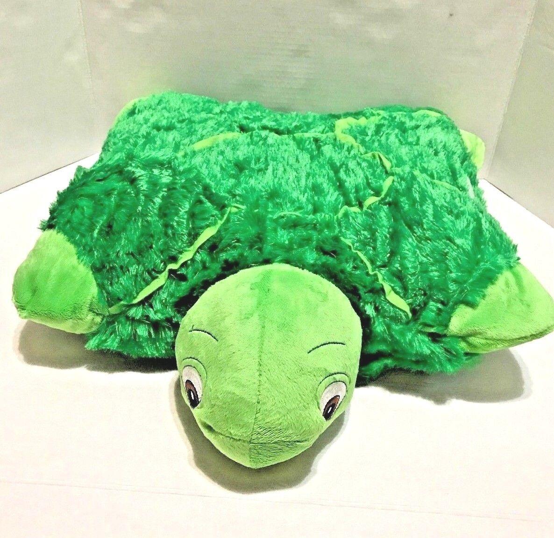 Turtle Pillow Animal Pets 18'' Plush - Large  NEW-- FREE SHI
