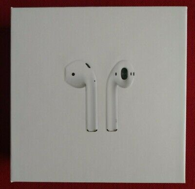 New Apple AirPods 2nd Generation with Wireless Charging Case White