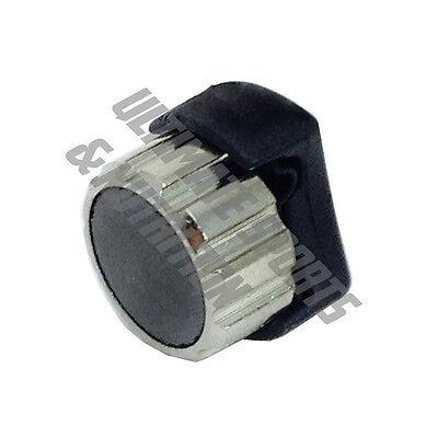 Universal Bicycle Computer Wheel Spoke Magnet for Round or Aero Blade Spokes