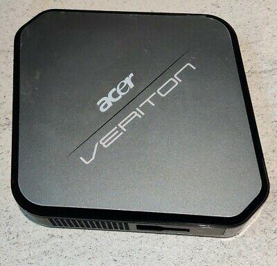 Acer Veriton N260G Mini PC Win 10 Home 2GB 160GB HDD Atom 280 1.66GHz comprar usado  Enviando para Brazil