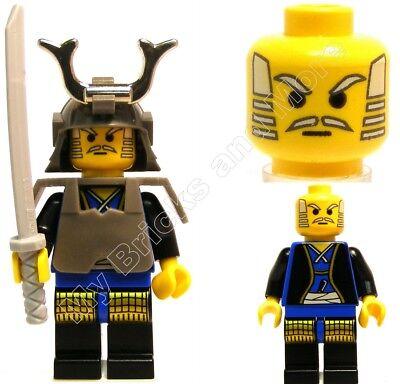 Lego Ninja Showgun Minifigure w/ Weapon Sets 4805 6083 100% REAL](Real Ninja Weapons)