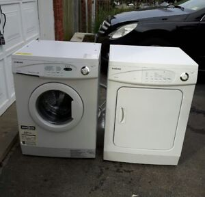 Samsung apartment size washer/dryer, free delivery