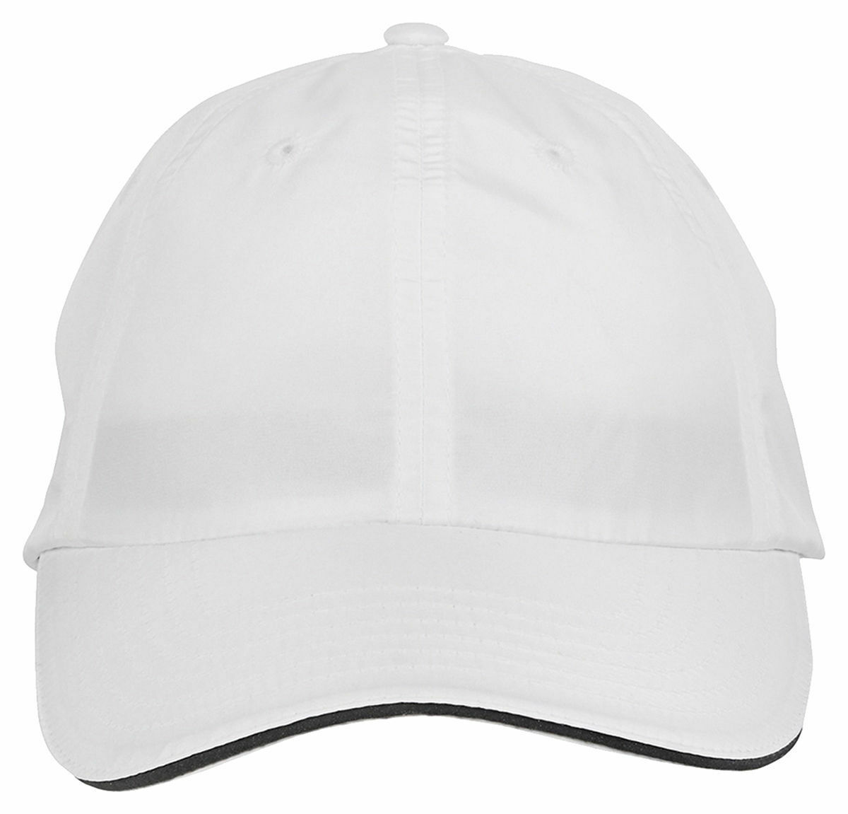 ddad136d8ae8a Ash City Men s Moisture Wicking Pitch Performance Six Panel Baseball Cap.  CE001