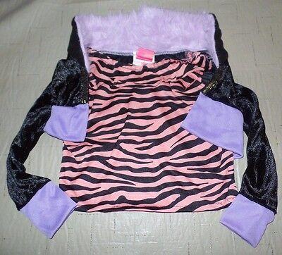 girls NEW NWOT HIGH SCHOOL MUSICAL HALLOWEEN COSTUME SHIRT TOP size small FURRY](Halloween School Girl Shirt)