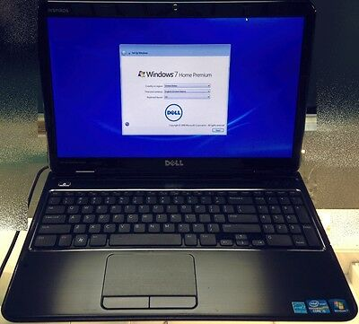 DELL INSPIRON N5110 INTEL CORE i5-2430M 2.40GHZ 8GB 750GB WIN7- FREE SHIPPING!