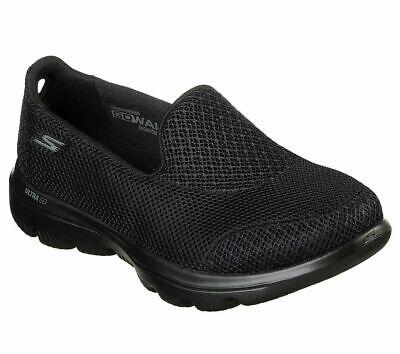 Slip On Black Skechers Shoe GoWalk