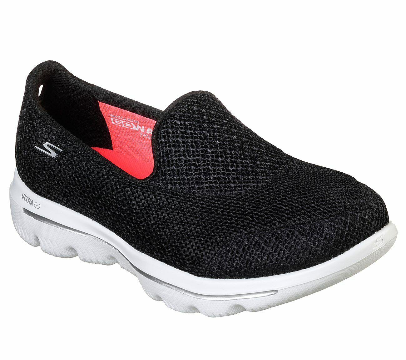 Skechers GO WALK 2 Sneaker in schwarz Baby & Kind