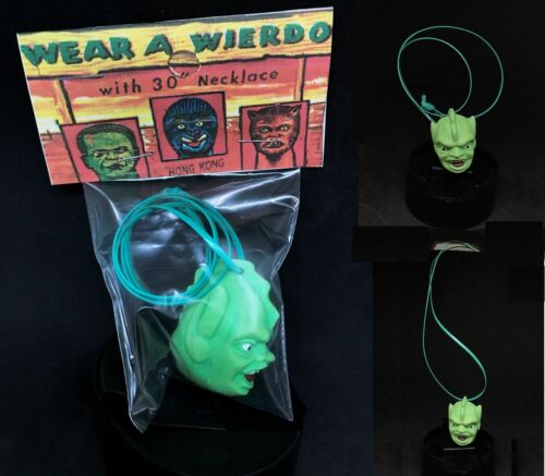 Universal Monsters Custom Made Piece The Great Garloo Wear Weirdo Necklace