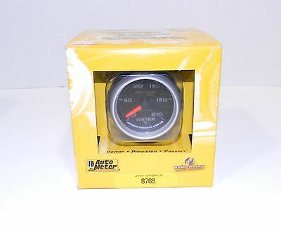 Autometer Pro Comp Pro Series Electrical Full Sweep Water Temperature Gauge NEW