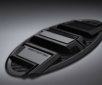 149 Size Grille Hood Trunk 2G Brenthon Emblem Badge 1EA For Hyundai Sonata Rear