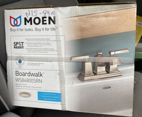Moen Inc/faucets 2 Packs NI 2Hand Low Lav Faucet