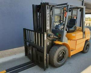 Used diesel forklifts on sale. Over 40 in stock 1 to 42 ton capacity Malaga Swan Area Preview