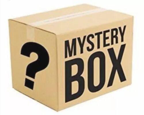 Mysteri szén box