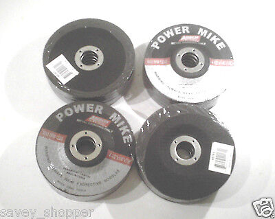 Lot Of 20 4 12 Inch X 78 Inch Arbor X 14 Thick Grinding Wheeldisc