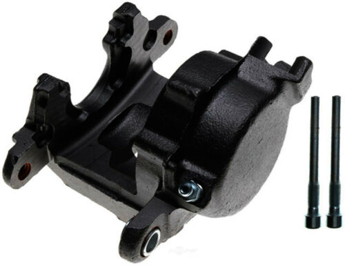 ACDelco 18FR626 Professional Front Driver Side Disc Brake Caliper Assembly without Pads Friction Ready Non-Coated Remanufactured