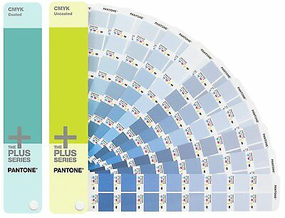 Pantone Cmyk Color Guide Coated Uncoated Gp5101 - Open Box Demo