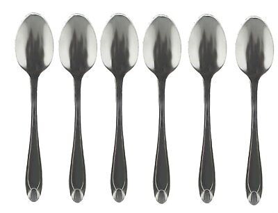 Teaspoon Set of 12 Teaspoons Stainless Steel Spoons Tea Spoon