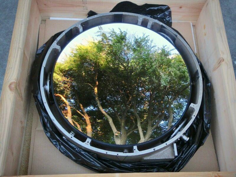 18.5 inch (470mm) 3.5 inch thick ZERODUR High Precision Spherical Mirror