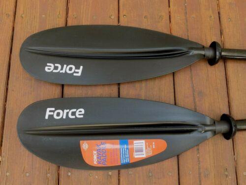 Force ~ Kayak Paddle ~ 2 Piece ~ 230cm Length ~ Fiberglass Shaft ~ Quest ~ NEW