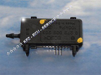 BOSCH 1267632013 Drucksensor Saugrohrdruck G71 MAP ECU 100 kPa VW T4 023906024B