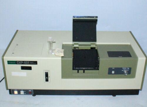 NICE JASCO Spectroscopic Optical Diagnostic Rotation Digital Polarimeter DIP-181