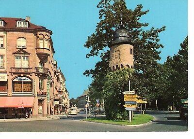 AK Ansichtskarte Aschaffenburg / Am Herstallturm