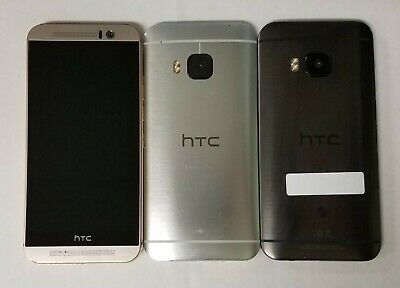 HTC One M9 Smartphone 32GB AT&T Sprint T-Mobile Unlocked Verizon - All Colors