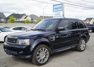2011 Land Rover Range Rover Sport HSE ACCIDENT FREE | ONE LOC...