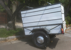 Boxed Trailer with all security measures Ashfield Ashfield Area Preview