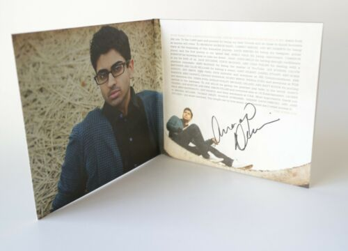 Anoop Desai Signed CD Autographed Auto American Idol All is Fair Album TOTEM