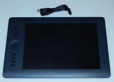 Wacom Intuos Pro Medium IntuosPro USB Graphics Tablet PTH-651 Grafiktablet noPen segunda mano  Embacar hacia Mexico