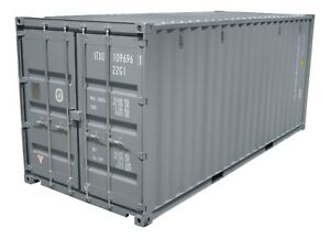 Wanted. 20' Shipping Container