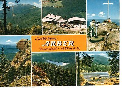 AK Ansichtskarte Arber / Bayrischer Wald