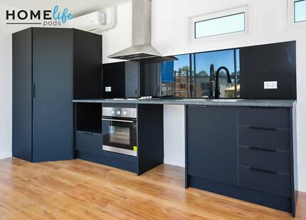 2 bed, 2 bath, living, kitchen, dining - BRAND NEW FIT OUT