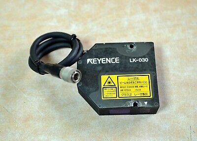 Keyence Laser Displacement Sensor Lk-030 Free Ship