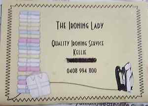 Quality Ironing Service Tewantin Noosa Area Preview